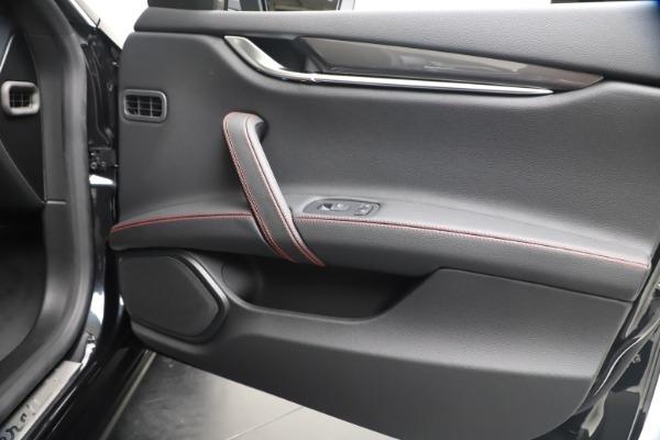 New 2020 Maserati Ghibli S Q4 for sale Sold at Alfa Romeo of Westport in Westport CT 06880 25