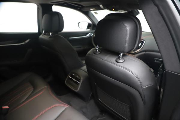 New 2020 Maserati Ghibli S Q4 for sale Sold at Alfa Romeo of Westport in Westport CT 06880 28