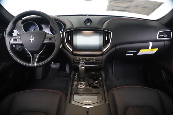 New 2020 Maserati Ghibli S Q4 for sale $87,285 at Alfa Romeo of Westport in Westport CT 06880 16