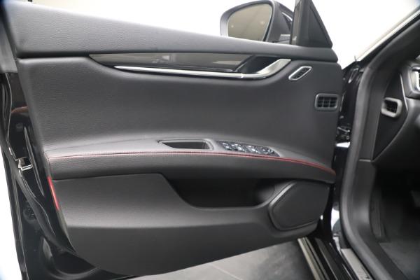 New 2020 Maserati Ghibli S Q4 for sale $87,285 at Alfa Romeo of Westport in Westport CT 06880 17