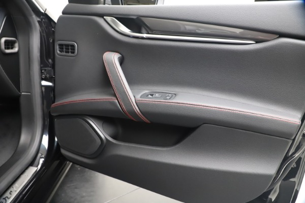 New 2020 Maserati Ghibli S Q4 for sale $87,285 at Alfa Romeo of Westport in Westport CT 06880 25