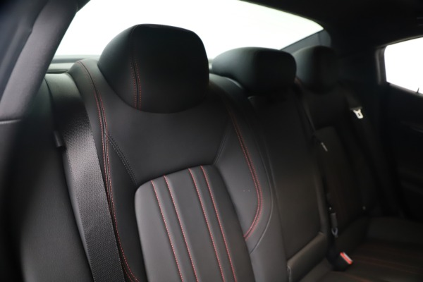 New 2020 Maserati Ghibli S Q4 for sale $87,285 at Alfa Romeo of Westport in Westport CT 06880 26