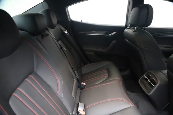 New 2020 Maserati Ghibli S Q4 for sale $87,285 at Alfa Romeo of Westport in Westport CT 06880 27