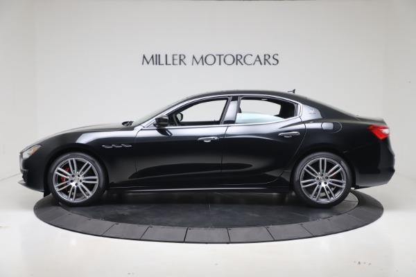 New 2020 Maserati Ghibli S Q4 for sale $87,285 at Alfa Romeo of Westport in Westport CT 06880 3