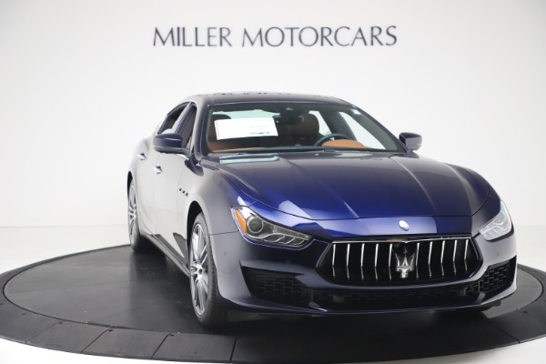 New 2020 Maserati Ghibli S Q4 for sale Sold at Alfa Romeo of Westport in Westport CT 06880 11