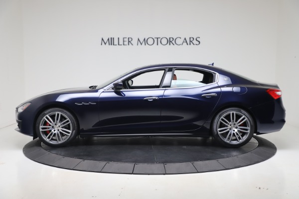 New 2020 Maserati Ghibli S Q4 for sale Sold at Alfa Romeo of Westport in Westport CT 06880 3