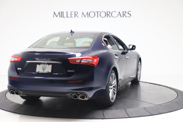 New 2020 Maserati Ghibli S Q4 for sale Sold at Alfa Romeo of Westport in Westport CT 06880 7