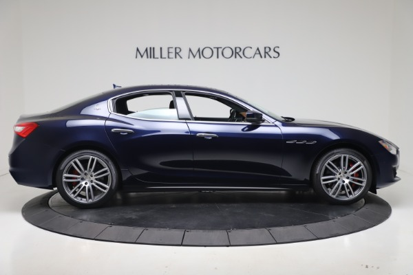 New 2020 Maserati Ghibli S Q4 for sale Sold at Alfa Romeo of Westport in Westport CT 06880 9