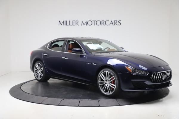 New 2020 Maserati Ghibli S Q4 for sale $87,285 at Alfa Romeo of Westport in Westport CT 06880 10