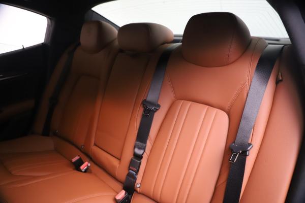New 2020 Maserati Ghibli S Q4 for sale $87,285 at Alfa Romeo of Westport in Westport CT 06880 18