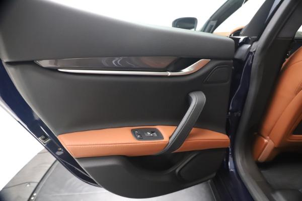 New 2020 Maserati Ghibli S Q4 for sale $87,285 at Alfa Romeo of Westport in Westport CT 06880 21