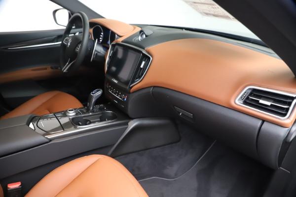 New 2020 Maserati Ghibli S Q4 for sale $87,285 at Alfa Romeo of Westport in Westport CT 06880 22
