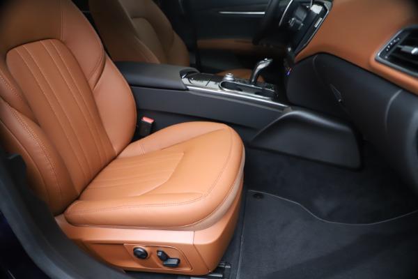 New 2020 Maserati Ghibli S Q4 for sale $87,285 at Alfa Romeo of Westport in Westport CT 06880 24