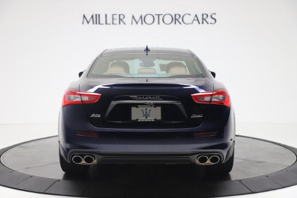 New 2020 Maserati Ghibli S Q4 for sale $87,285 at Alfa Romeo of Westport in Westport CT 06880 6