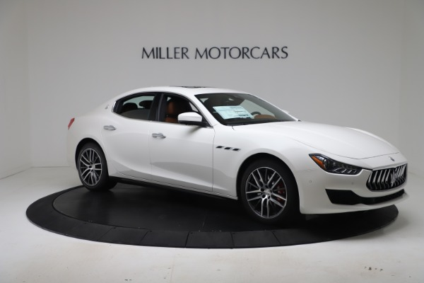 New 2020 Maserati Ghibli S Q4 for sale Sold at Alfa Romeo of Westport in Westport CT 06880 10