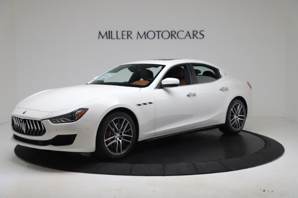 New 2020 Maserati Ghibli S Q4 for sale Sold at Alfa Romeo of Westport in Westport CT 06880 2