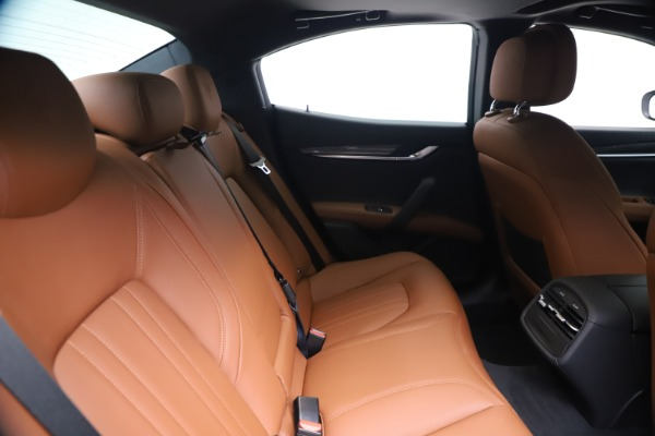 New 2020 Maserati Ghibli S Q4 for sale Sold at Alfa Romeo of Westport in Westport CT 06880 27