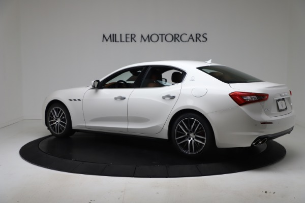 New 2020 Maserati Ghibli S Q4 for sale Sold at Alfa Romeo of Westport in Westport CT 06880 4