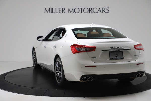 New 2020 Maserati Ghibli S Q4 for sale Sold at Alfa Romeo of Westport in Westport CT 06880 5