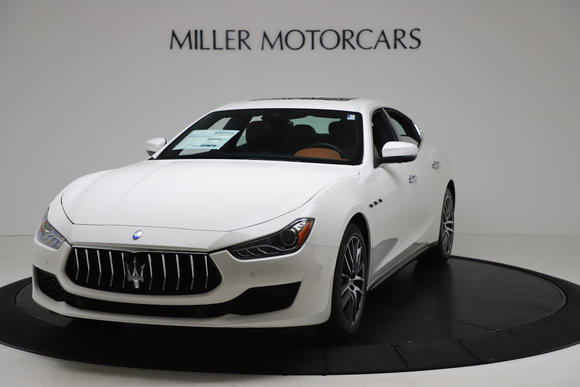 New 2020 Maserati Ghibli S Q4 for sale Sold at Alfa Romeo of Westport in Westport CT 06880 1