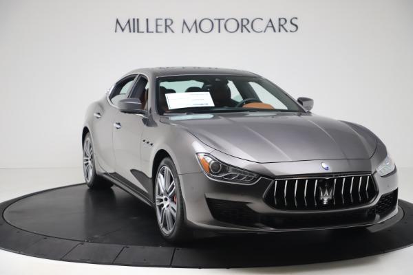 New 2020 Maserati Ghibli S Q4 for sale $87,285 at Alfa Romeo of Westport in Westport CT 06880 11
