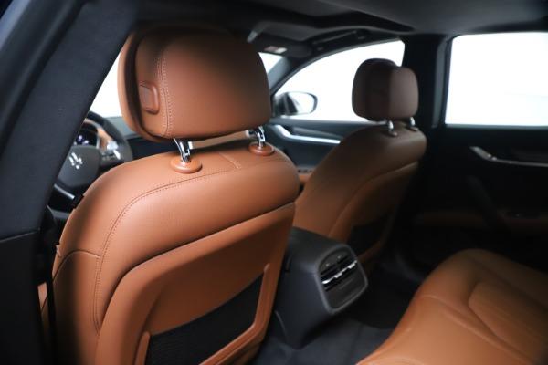 New 2020 Maserati Ghibli S Q4 for sale $87,285 at Alfa Romeo of Westport in Westport CT 06880 20