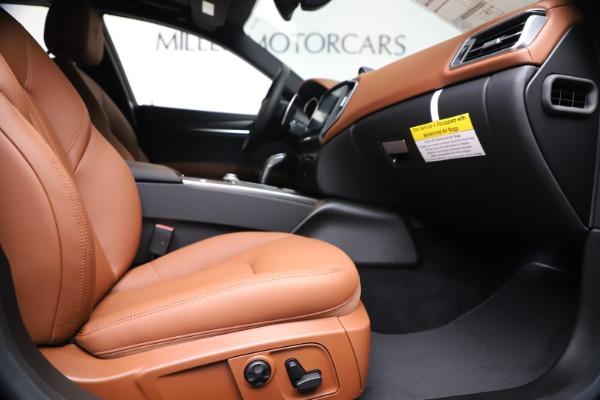 New 2020 Maserati Ghibli S Q4 for sale $87,285 at Alfa Romeo of Westport in Westport CT 06880 23