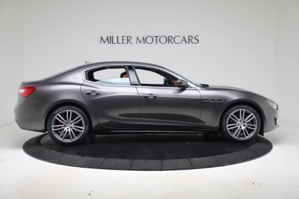 New 2020 Maserati Ghibli S Q4 for sale $87,285 at Alfa Romeo of Westport in Westport CT 06880 9