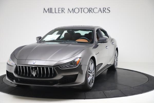 New 2020 Maserati Ghibli S Q4 for sale $87,285 at Alfa Romeo of Westport in Westport CT 06880 1