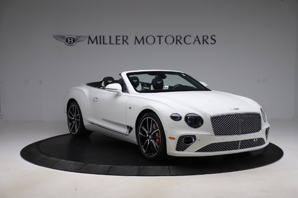 New 2020 Bentley Continental GTC V8 First Edition for sale $281,365 at Alfa Romeo of Westport in Westport CT 06880 10