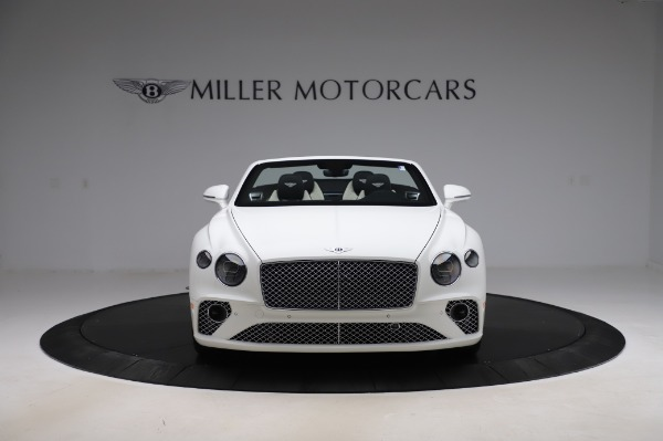New 2020 Bentley Continental GTC V8 First Edition for sale $281,365 at Alfa Romeo of Westport in Westport CT 06880 11
