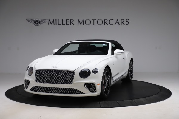 New 2020 Bentley Continental GTC V8 First Edition for sale $281,365 at Alfa Romeo of Westport in Westport CT 06880 12