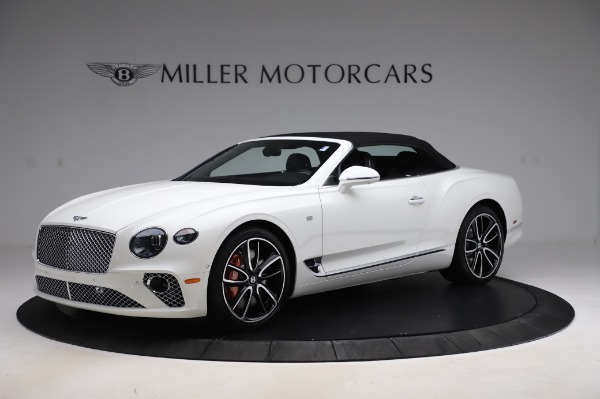 New 2020 Bentley Continental GTC V8 First Edition for sale $281,365 at Alfa Romeo of Westport in Westport CT 06880 13