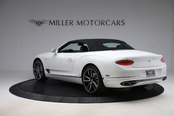 New 2020 Bentley Continental GTC V8 First Edition for sale $281,365 at Alfa Romeo of Westport in Westport CT 06880 16