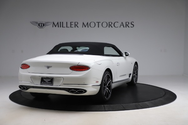 New 2020 Bentley Continental GTC V8 First Edition for sale $281,365 at Alfa Romeo of Westport in Westport CT 06880 18