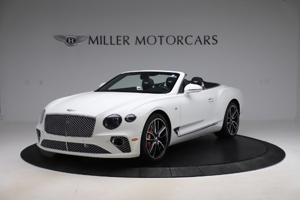 New 2020 Bentley Continental GTC V8 First Edition for sale $281,365 at Alfa Romeo of Westport in Westport CT 06880 2