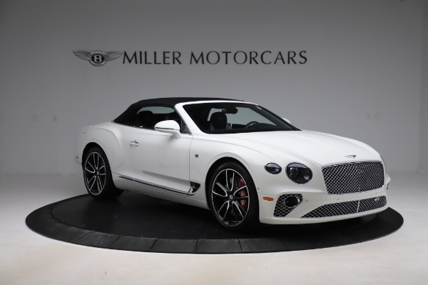 New 2020 Bentley Continental GTC V8 First Edition for sale $281,365 at Alfa Romeo of Westport in Westport CT 06880 22