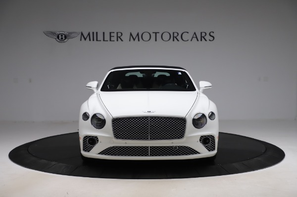 New 2020 Bentley Continental GTC V8 First Edition for sale $281,365 at Alfa Romeo of Westport in Westport CT 06880 23