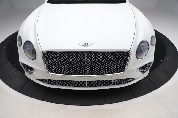 New 2020 Bentley Continental GTC V8 First Edition for sale $281,365 at Alfa Romeo of Westport in Westport CT 06880 24