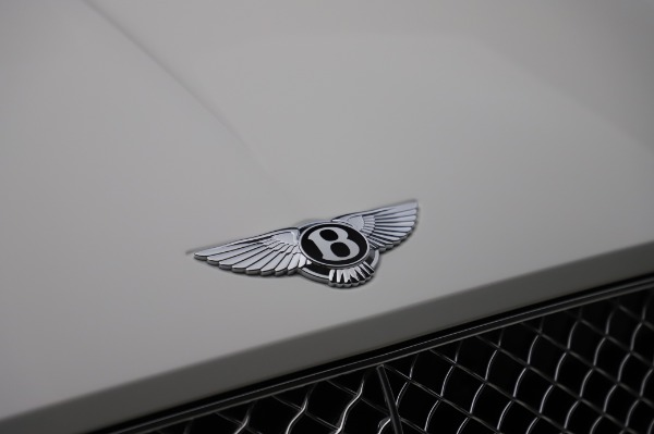 New 2020 Bentley Continental GTC V8 First Edition for sale $281,365 at Alfa Romeo of Westport in Westport CT 06880 25