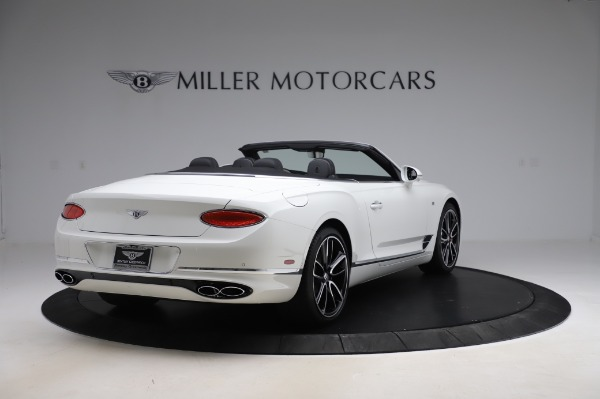 New 2020 Bentley Continental GTC V8 First Edition for sale $281,365 at Alfa Romeo of Westport in Westport CT 06880 6