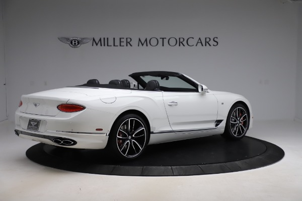 New 2020 Bentley Continental GTC V8 First Edition for sale $281,365 at Alfa Romeo of Westport in Westport CT 06880 7