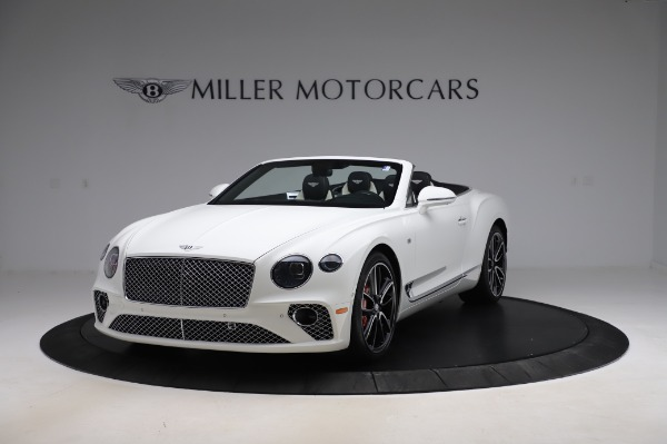 New 2020 Bentley Continental GTC V8 First Edition for sale $281,365 at Alfa Romeo of Westport in Westport CT 06880 1