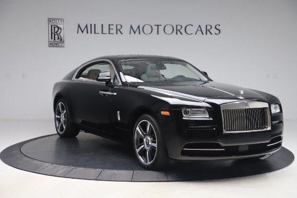 Used 2014 Rolls-Royce Wraith for sale $165,900 at Alfa Romeo of Westport in Westport CT 06880 11