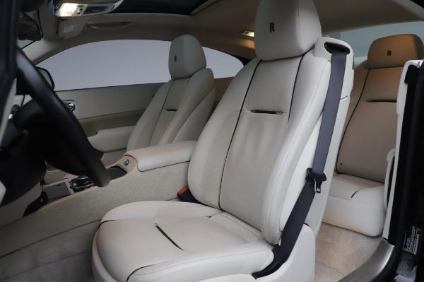 Used 2014 Rolls-Royce Wraith Base for sale $168,900 at Alfa Romeo of Westport in Westport CT 06880 13