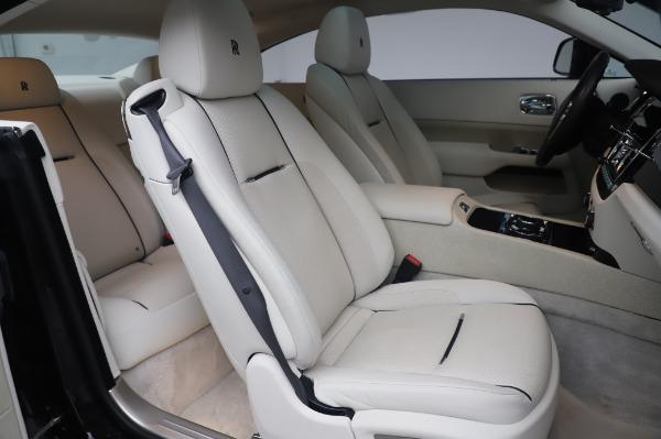 Used 2014 Rolls-Royce Wraith Base for sale $168,900 at Alfa Romeo of Westport in Westport CT 06880 14