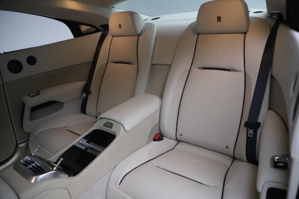Used 2014 Rolls-Royce Wraith Base for sale $168,900 at Alfa Romeo of Westport in Westport CT 06880 15