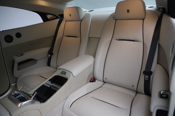 Used 2014 Rolls-Royce Wraith for sale $168,900 at Alfa Romeo of Westport in Westport CT 06880 15