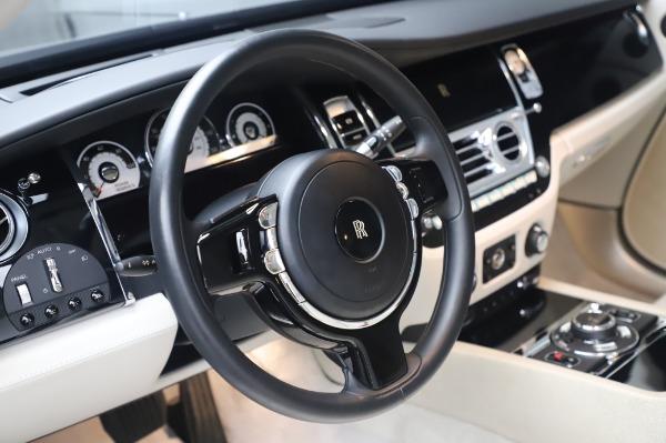 Used 2014 Rolls-Royce Wraith Base for sale $168,900 at Alfa Romeo of Westport in Westport CT 06880 16