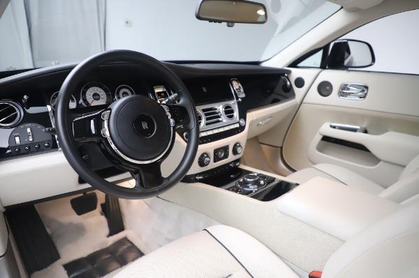Used 2014 Rolls-Royce Wraith Base for sale $168,900 at Alfa Romeo of Westport in Westport CT 06880 17